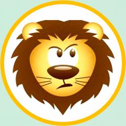 Le petit lion du comportement