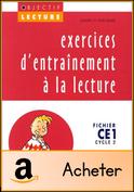 Exercices d'entrainement à la lecture CE1