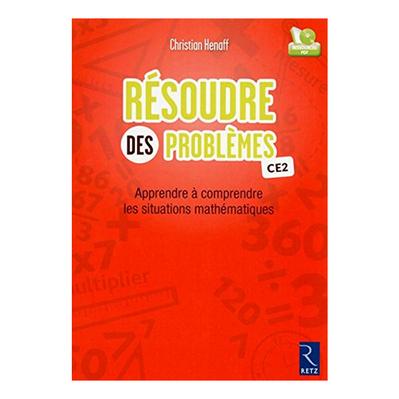 """Acheter le livre """"Résoudre des problèmes CE2"""""""