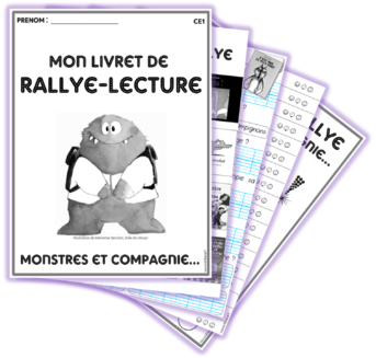 Rallye lecture ce1