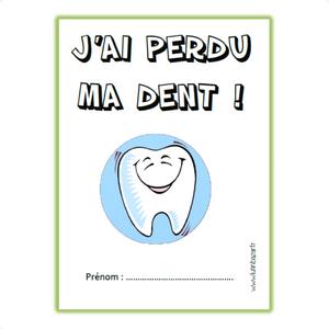 dents de lait