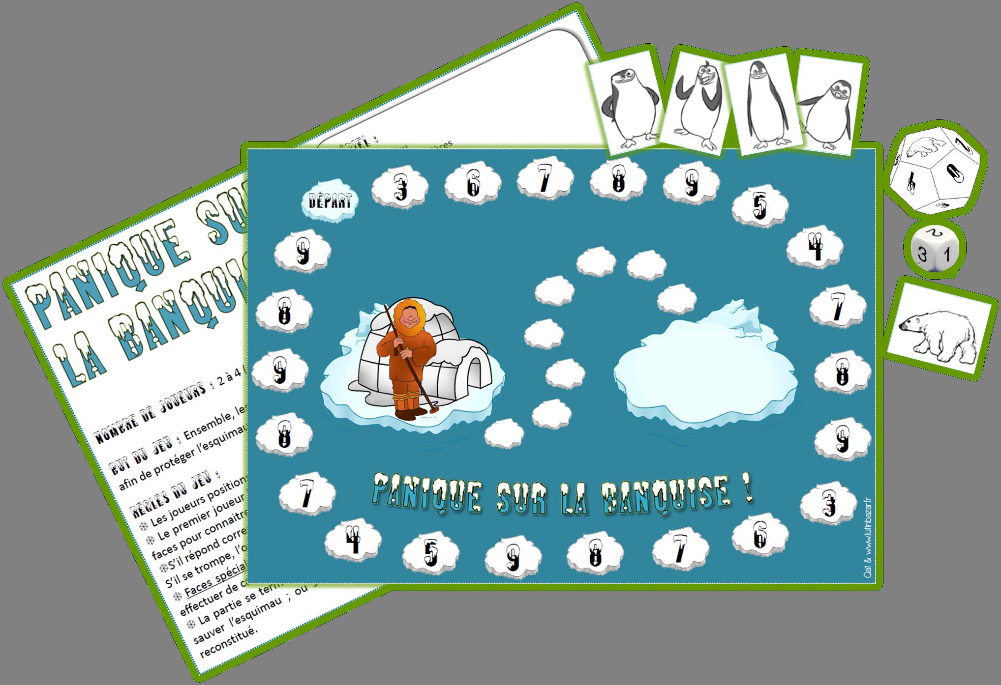 Jeu de 20 dés à 8 faces pour jeu de table pratique des mathématiques