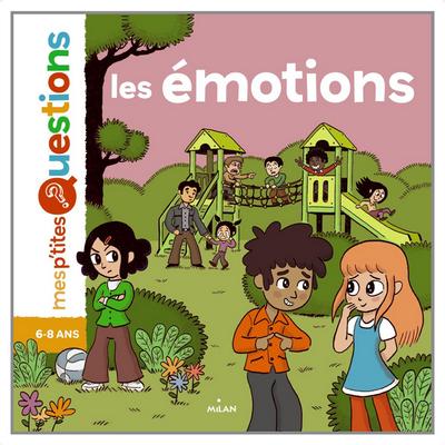 """Acheter le livre : """"Les émotions"""""""