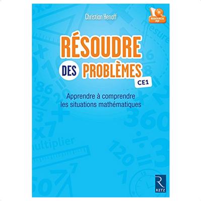 """Acheter le livre : """"Résoudre des problèmes CE1"""""""