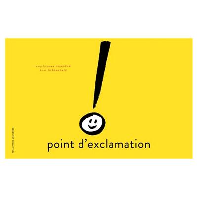 """Acheter le livre """"point d'exclamation"""""""