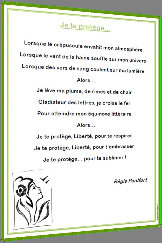 poésie liberté