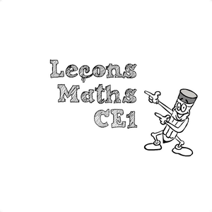 Lecons Maths Ce1 Lutin Bazar