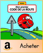 Mon premier code de la route Dedieu