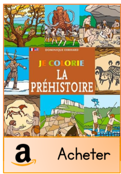 Je colorie la préhistoire
