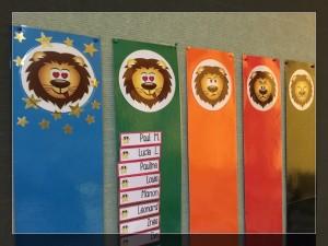 lion comportement