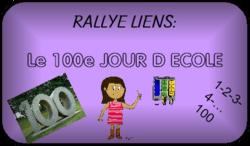 rallye 100ème jour