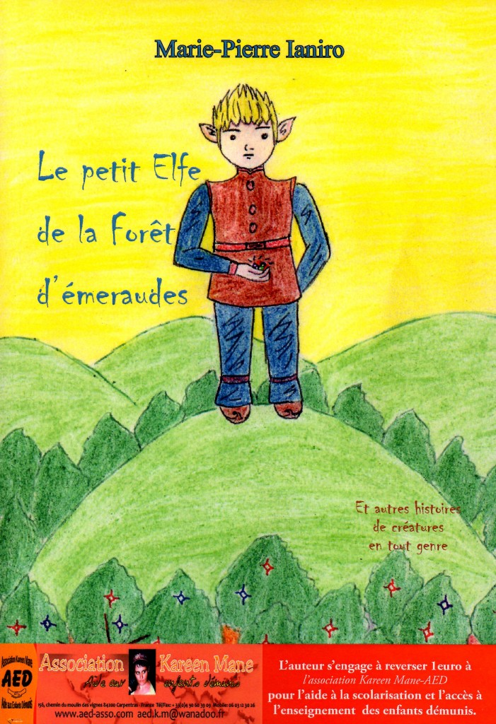Ianiro - Le petit elfe de la forêt d'émeraudes
