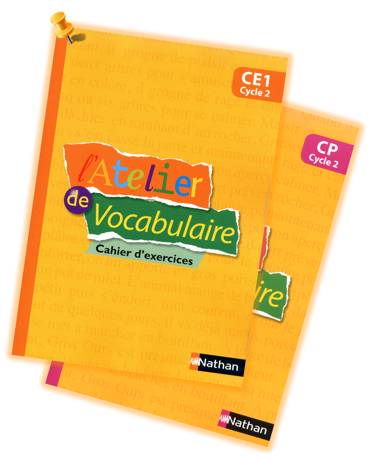 L'atelier de vocabulaire