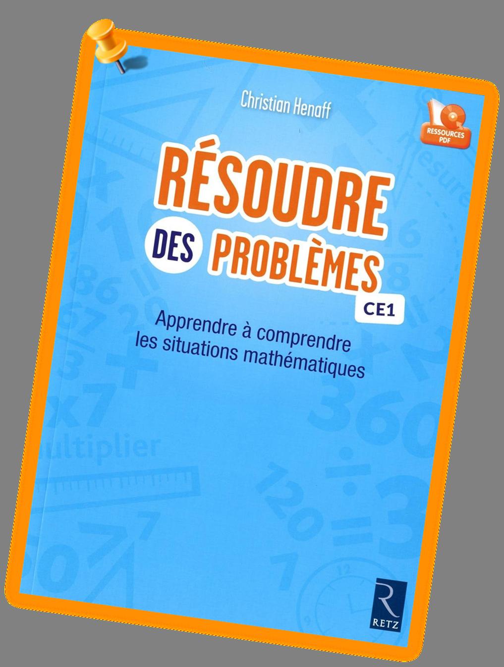 Résoudre des problème CE1