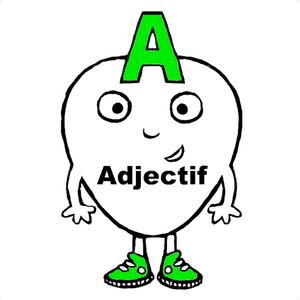 adjectif grammaire CE2