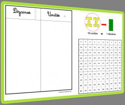 outils d'aide numération CE1