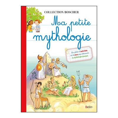 "Acheter le livre : ""Ma petite mythologie"""