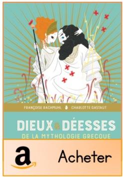 dieux et déesses de la mythologie
