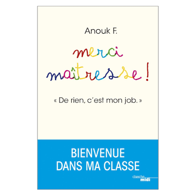"Acheter le livre : ""merci maitresse !"""