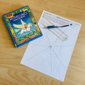Arachné lecture géométrie