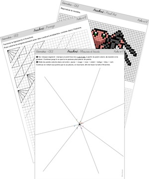 Arachné géométrie