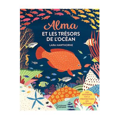 Alma et les trésors de l'océan