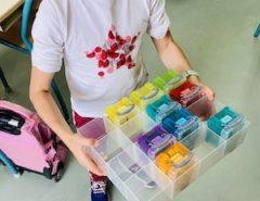boites rangement casier
