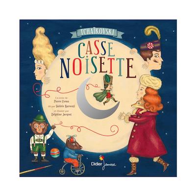 Casse-noisette livre disque