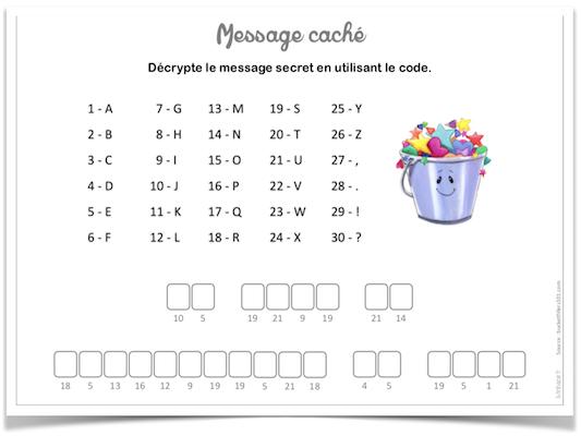Remplisseur-de-seau-Message-code