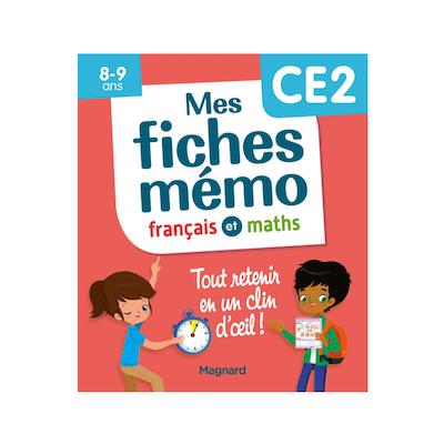 fiches mémo CE2