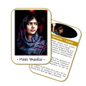 cartes femmes inspirantes
