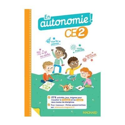 En autonomie CE2
