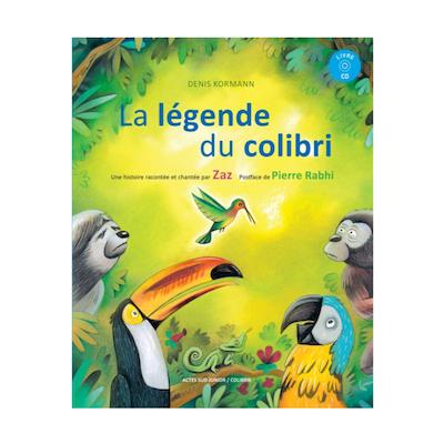 légende du colibri