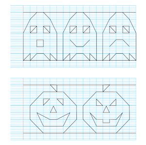 frises géométriques